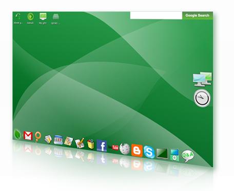 Mon PC 2.0 gratuit sur Internet en 1 clic !|ou comment utiliser  ses données depuis n'importe quel PC dans le monde.